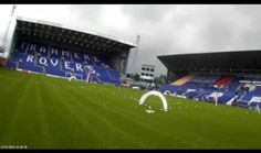 Drone Racing at Tranmere Rovers FC