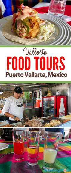 Vallarta Food Tours is a great way to learn about history and taste the culture of Puerto Vallarta, Mexico. #méxico #puertovallarta #FamilyTravel #TMOM
