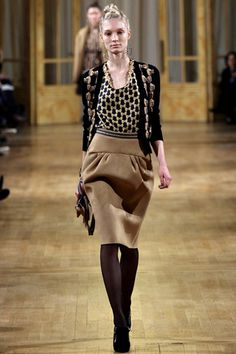 Alexis Mabille Fall 2012 Ready-to-Wear
