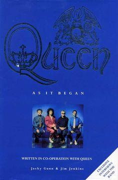 Jacky Gunn & Jim Jenkins - Queen: As It Began