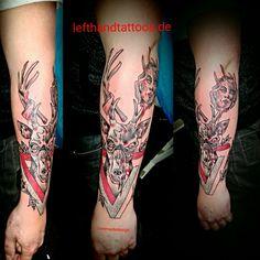 #tattoo #tattoos #ink #inked #lefthandtattoos #lifestyletattoo #lifestyle #horror #