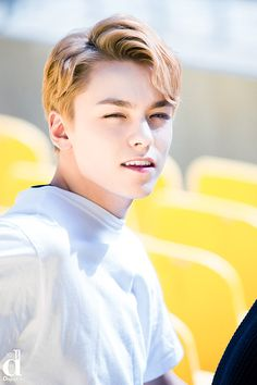 Vernon, so handsome