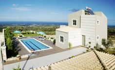 Villa Horizon, Crete, Greece