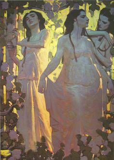 Ancient Afternoon - John Watkiss
