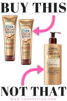 Buy This, Not That : L'Oreal Evercreme | You Put It On