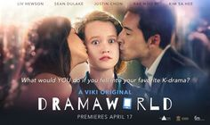 Dramaworld (2016) A DEFINITE MUST WATCH!!!!!! A mix of our world and drama world  Absolutely HILARIOUS AND UNEXPECTED!