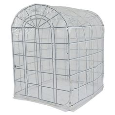 Flowerhouse Pop Up Classic Greenhouse - Create a special place to grow your favorite plants and flowers with the Flowerhouse Pop Up Classic Greenhouse. This greenhouse is easy to set up and ...