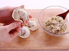 Cuisine coréenne, le Mandou (만두) | Kimshii