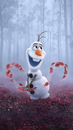 Olaf In Frozen 2 Wallpapers   hdqwalls.com
