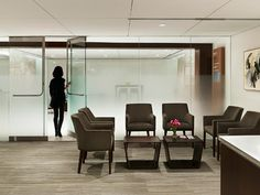 white gradient glass 2013 Healthcare Interior Design Competition Image Gallery : Image Galleries : Healthcare Interior Design Competition : IIDA