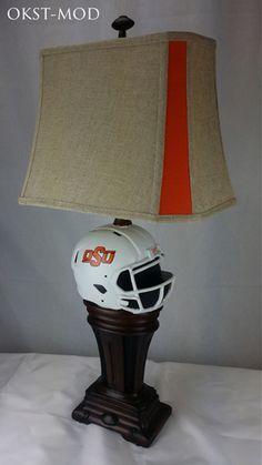 NCAA LAMP OKLAHOMA STATE COWBOYS 33 INCH