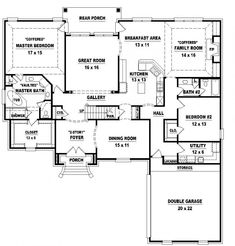 Free French 20Country House Plans HousePlanStyle 17 besides Bb95c8a9fe4f17e5 Cabbage Thoran Kerala Style Kerala Style Single Story House as well 1e132933a9fa0dde One Story House Floor Plans Contemporary House Plans furthermore Floorplans Under 1000 Sq Ft also 246572148323332275. on single story house plans with porches