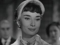 Audrey Hepburn in Vacanze romane di Billy Wilder, 1953 Costumi di Edith Head