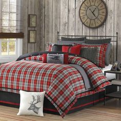 Woolrich Williamsport Comforter Set, King, Multicolor Woolrich http://www.amazon.com/dp/B005QVYNRO/ref=cm_sw_r_pi_dp_D489ub0PA7X19