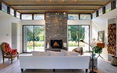 Дизайн интерьера гостеприимной гостиной