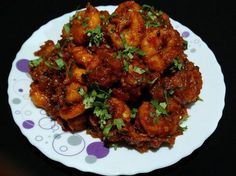 Hi i am shemeena today i am sharing with you my masala prawns recipe. The tropical Indian signature food, prawn masala is made with stewing the prawns. Fried Fish Recipes, Veg Recipes, Curry Recipes, Salmon Recipes, Seafood Recipes, Indian Food Recipes, Chicken Recipes, Cooking Recipes, Healthy Recipes