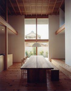 Sanpū House by Hitoshi Sugishita Architect and Associates