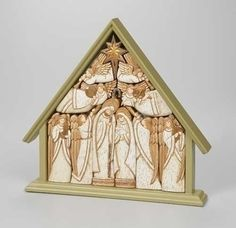"12pc St 12.5"" Nativity Puzzle"