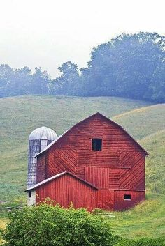 Big Red Barn, makes me think of a country song ;-)