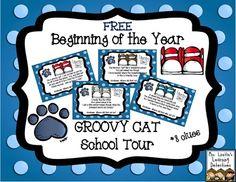 Groovy Cat Class Tour- Free :)