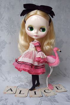 For Gina ≈ Pink Alice ≈   by Kikihalb ♧ Forest~Tales ♧