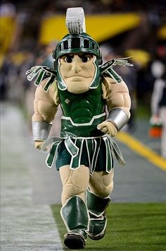 Michigan State University - Sparty