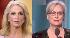 'I'd like to hear from her': Kellyanne asks why Meryl Streep was MIA on disabled Chicago torture victim