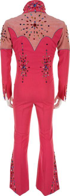 Nudie Suit for Elvis (back)