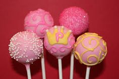 Image result for peppa pig cake pops