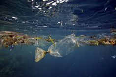 Before Malaysia Airlines Flight 370 went missing, sea trash was not a global headliner.