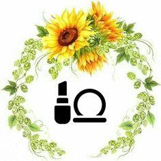 Instagram Blog, Instagram Story, Instagram Highlight Icons, Watercolor Sunflower, Sunflower Art, Instagram Ideas, Sunflower Wallpaper, Wallpapers Android, Cape Clothing