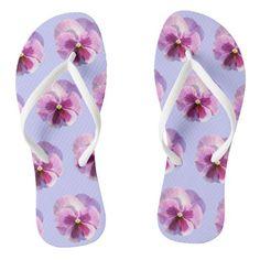 #ad Pastel Purple, Pretty Pastel, Periwinkle, Purple Backgrounds, Pansies, Flip Flops, Slip On, Sandals, Pattern