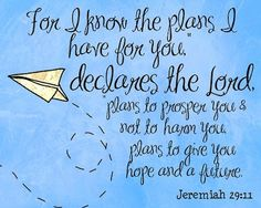 Women of the Bible: Jeremiah 29:11