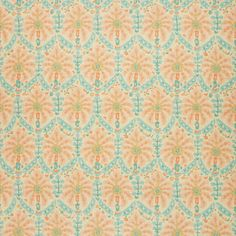 Fabric swatch of a printed wool fabric in pastel colours with an abstract design, suitable for curtains and upholstery Linwood Fabrics, Candy Signs, Pastel Colors, Colours, Persian Motifs, Free Fabric Samples, Contemporary Fabric, Fabric Wallpaper, Wool Fabric