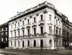 The Mrs. O. H. P. Belmont House was a mansion located on 477 Madison Avenue and the northeast corner of 51st Street in Midtown Manhattan, New York City, New York, USA. The building was demolished in 1951.