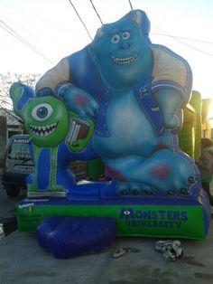 Monster Bounce House