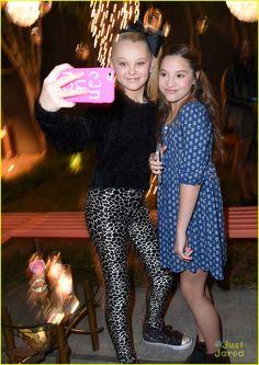 Maddie Ziegler Joins Her 'Dance Moms' Friends at JJJ's 'Star ...