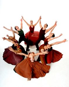 I dyed these dresses! Hispanico+Ballet+Schedule | Ballet Hispanico will perform two evenings of Latin-inspired dance ...