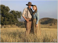 Missie & Willie from Love Comes Softly Series