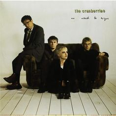 Vinyl Cranberries - No Need To Argue, Plain Recordings, HQ, Limited Edition, Coloured White Vinyl Vinyl Music, Vinyl Records, Ode To My Family, No Need To Argue, Dolores O'riordan, Rock Sound, Making The Band, Everybody Else