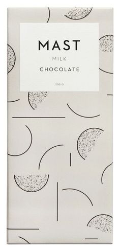 Packaging design   Embalagem Mast Chocolate