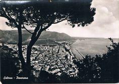 SALERNO - Panorama - 1961