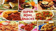 Having friends over for the SUPER BOWL? Then you'll need SUPER SNACKS! Check out our collection - https://www.mygreatrecipes.com/collection/game-day-food-5/ ...