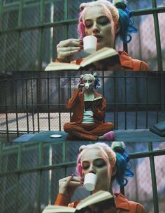 Remember, the proprieties must be observed at all times.) (Harley Quinn in Suicide Squad) Margot Robbie Harley Quinn, Joker And Harley Quinn, Batman Universe, Dc Universe, Robin, Marvel Dc Comics, Gotham City, Catwoman, Harry Potter