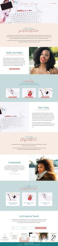 1311be4d55 Themes - Karmen Kendrick Design Studio. Custom Website ...