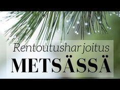 Rentoutusharjoitus telttaretkellä sateisessa metsässä   Mielikuvitusmatka - YouTube Sensory Activities, Sensory Play, Meditation, Relax, Mindfulness, Youtube, Consciousness, Youtubers, Youtube Movies