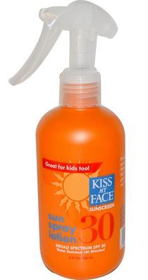 Top Five Cruelty-Free Sunscreens for Summer - choose sunscreens not tested on animals!