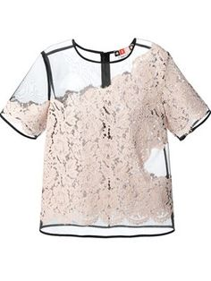 Designer Tops for Women S/S 2014 - Farfetch