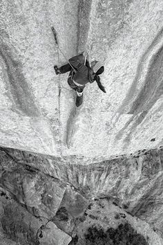 www.tickthatpitch.com looking like a real hard climb with a committed climber