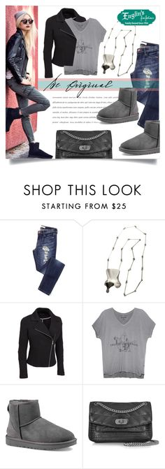 """""""Untitled #246"""" by mahafromkailash ❤ liked on Polyvore featuring Rachel Zoe, True Religion, UGG Australia, Zadig & Voltaire and plus size clothing"""